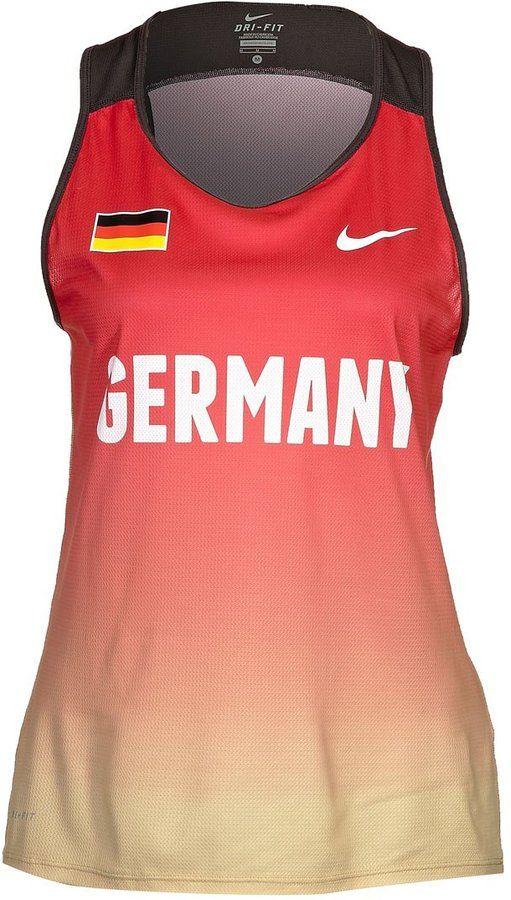 Nike Performance DLV WOMENS TRIKOT Nationalmannschaft sport red