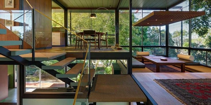 Fombertaux House was designed and built between 1964 and 1966 in New South Wales by architect Jean Fombertaux as his own home.