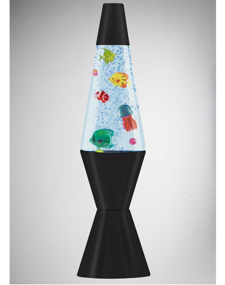 Aquarium lava lamp why i need more money pinterest for Lava lamp fish tank