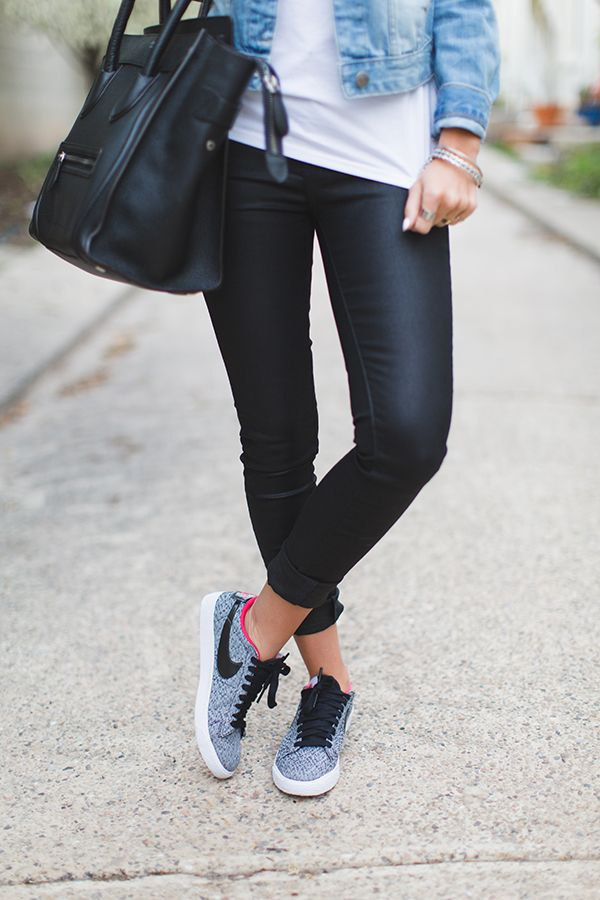 love this casual look #nike