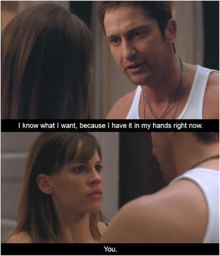 Movie Quotes About Love 16 Best Ps I Love You 3 Images On Pinterest  Gerard Butler Movie