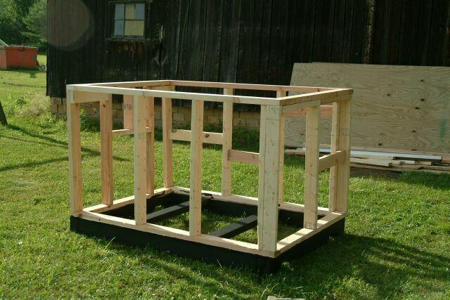 Simple Flat Roof Dog House Plans Building A Dog House | Hippy Hollow Hobby  Farm | Pinterest | Dog House Plans, Dog Houses And Buildings