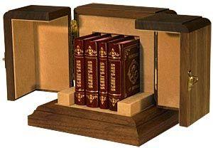 Мини-Библия :: vip-подарки :: миниатюрные книги в подарок