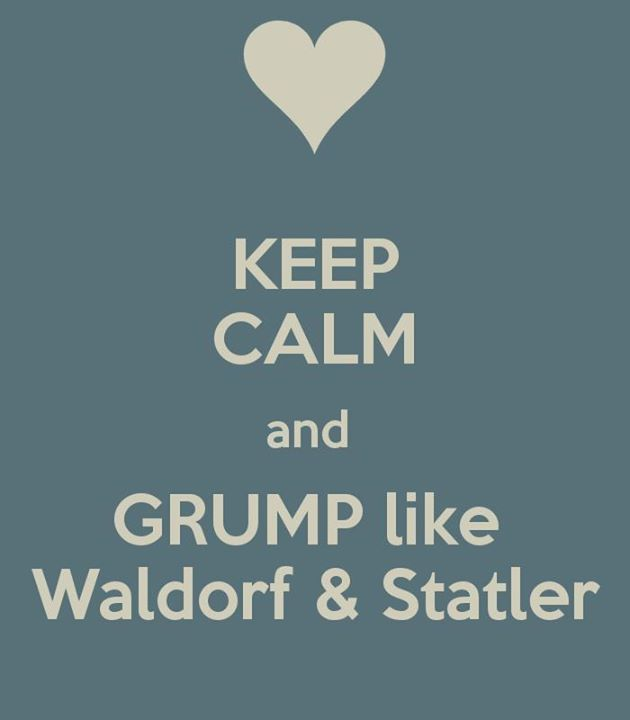 50 Best Statler And Waldorf Images On Pinterest: Waldorf & Statler Images On Pinterest
