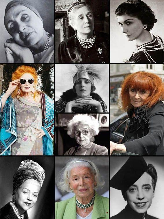 Женщины – модельеры: 10 великих имен в истории моды XX века