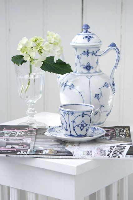 Danish Porcelain by Royal Copenhagen - THE VILLA VITA