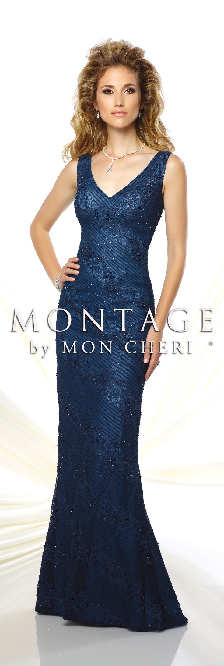 Montage by Mon Cheri Spring 2016 - Style No. 116931 #eveninggowns