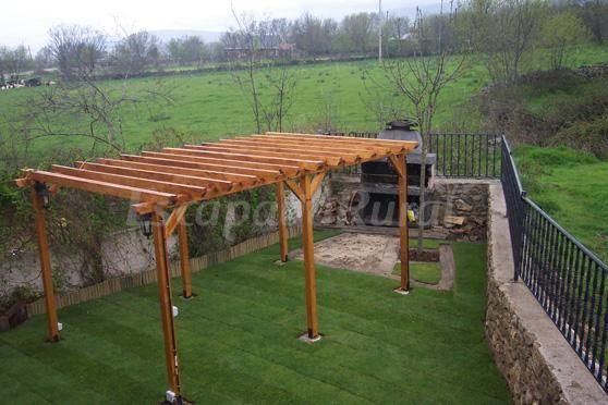 Fotos de La Cárcava - Casa rural en La Serna del Monte (Madrid) http://www.escapadarural.com/casa-rural/madrid/la-carcava/fotos#p=52ea769fec10a