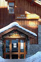 La Taiga Restaurant & Bar, La Tania, Courchevel, Three Valleys Ski Area
