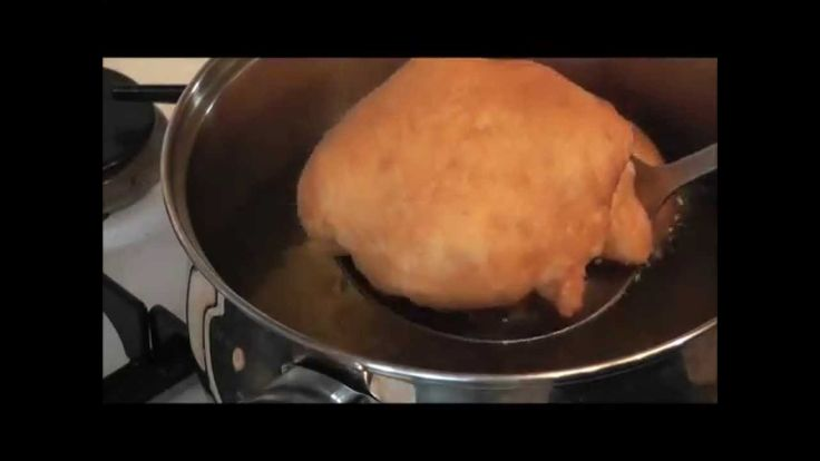 How to make Vetkoek and Curry Mince Part 1 of 2