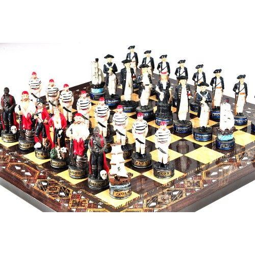 Ingiliz denizciler ve korsanlar. ürünü, özellikleri ve en uygun fiyatların11.com'da! Ingiliz denizciler ve korsanlar., satranç kategorisinde! 49306400
