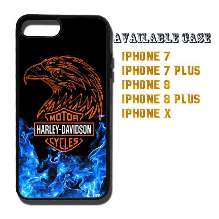 Best Design New Harley09 Davids0n Eagle For iPhone 8, iPhone 8 Plus and iPhone X #UnbrandedGeneric #iPhonecustomecase #newdesigniPhonecase #iPhone5 #iPhone5s #iPhone6 #iPhone6s #iPhone6splus #iPhone7 #iPhone7plus  #newiPhonecase #iPhone8 #iPhoneX