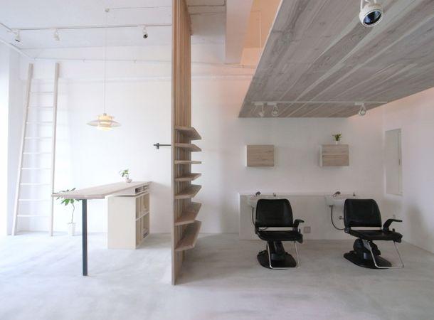 WATARU OBASE ARCHITECTS projects hugsalon