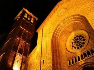 Catedral San Ambrosio de Linares