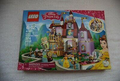 LEGO Disney Princess 41067 Belles verzaubertes Schloss Neu in versiegelter Schachtel #afflink C …   – Lego LOVE