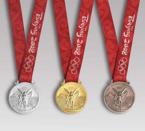 Beijing 2008 Olympic Games Medal