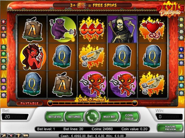 Gokautomaat Devils Delight online - Het is ee van de meeste geliefde automaten van het jaar 2010in de wereld van spelautomaten.Je heb hier de kans om tienduizenden euros te winnen als hoofdprijs. #Devils #Delight  #DevilsDelight #jackpot #speelautomaten  - http://www.speel-automaten.club/spellen/gokautomaat-devils-delight-online