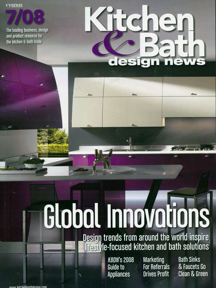 2008 Kitchen Bath Design News