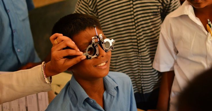 Public Health Programs: Visual impairment and blindness