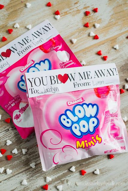 'You Blow Me Away' Free Valentine Printable - My Name Is Snickerdoodle