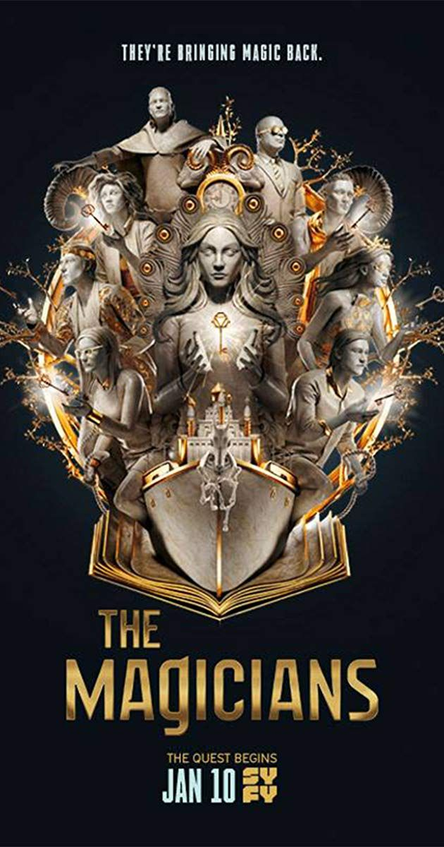 With Jason Ralph Stella Maeve Hale Appleman Arjun Gupta After Being Recruited To A Secretive Academy A Grou The Magicians The Magicians Syfy Full Episodes
