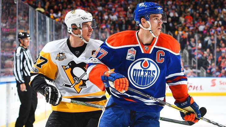 Has McDavid passed Crosby as the best player in the world?