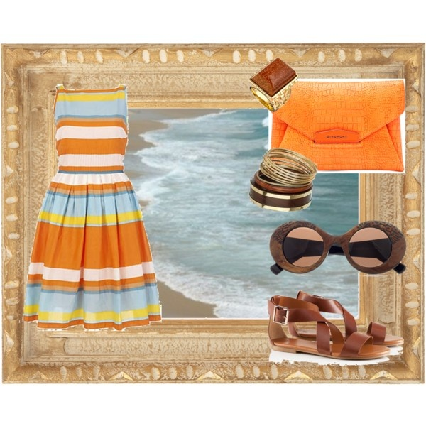 Style Challenge - What do you wear to a beach wedding? We help you out!!!