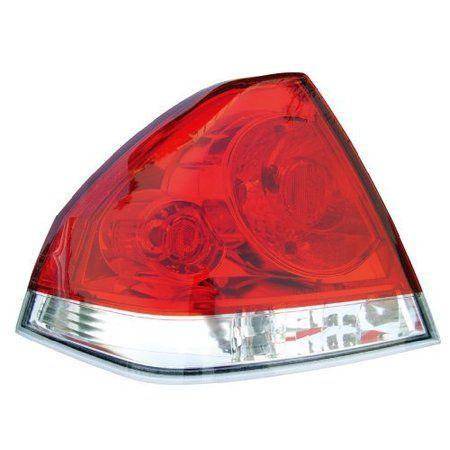 2006-2013 Chevrolet Impala New Passenger Side Tail Light: TAIL LIGHT 06-13 IMPALA TL RH #CarHeadlights #AutoHeadlights