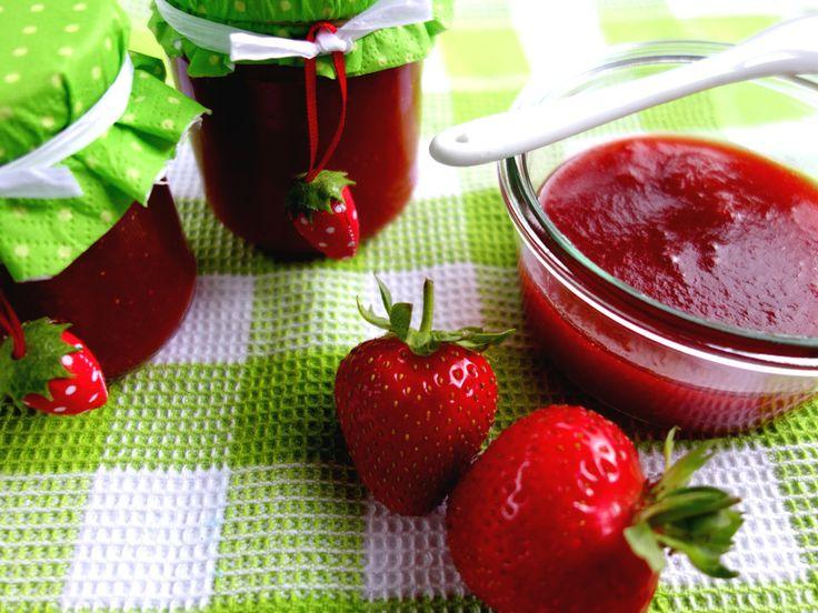 Fruchtig-süße Erdbeermarmelade, ein schönes Rezept aus der Kategorie Kochen. Bewertungen: 7. Durchschnitt: Ø 4,1.