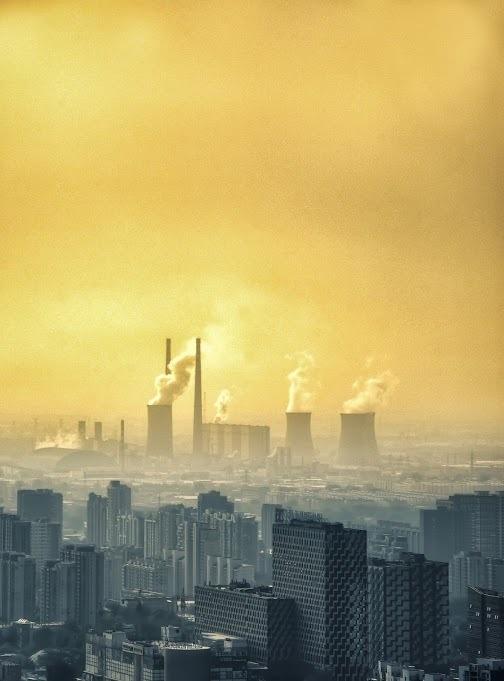 Beijing's Pollution