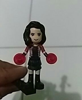 Lego friends custom scarlet witch