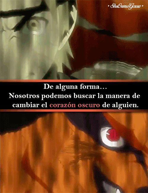 De alguna forma. #ShuOumaGcrow #Anime #Frases_anime #frases