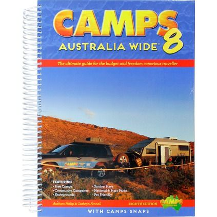 Camps 8 Australia Book - Snaps