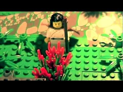 Moses LEGO Movie