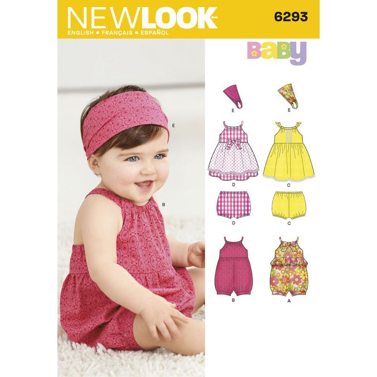 20 best Babies sewing projects images on Pinterest | Baby sewing ...