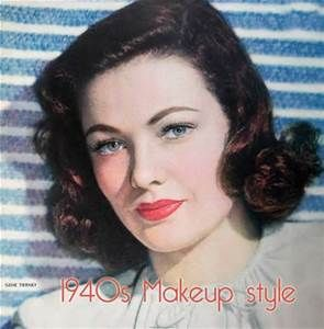 1940s hair and makeup styles 17 best images about 1940 s makeup and hairstyles on 5273