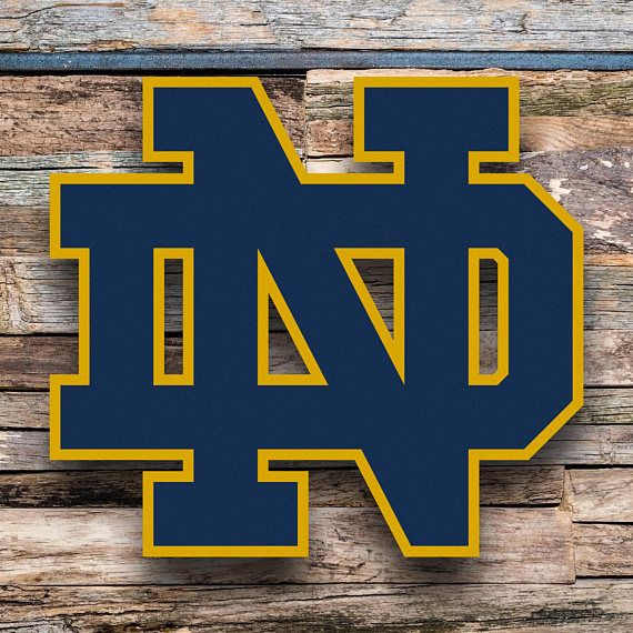 14 best Notre Dame Decor images on Pinterest | Fighting irish ...