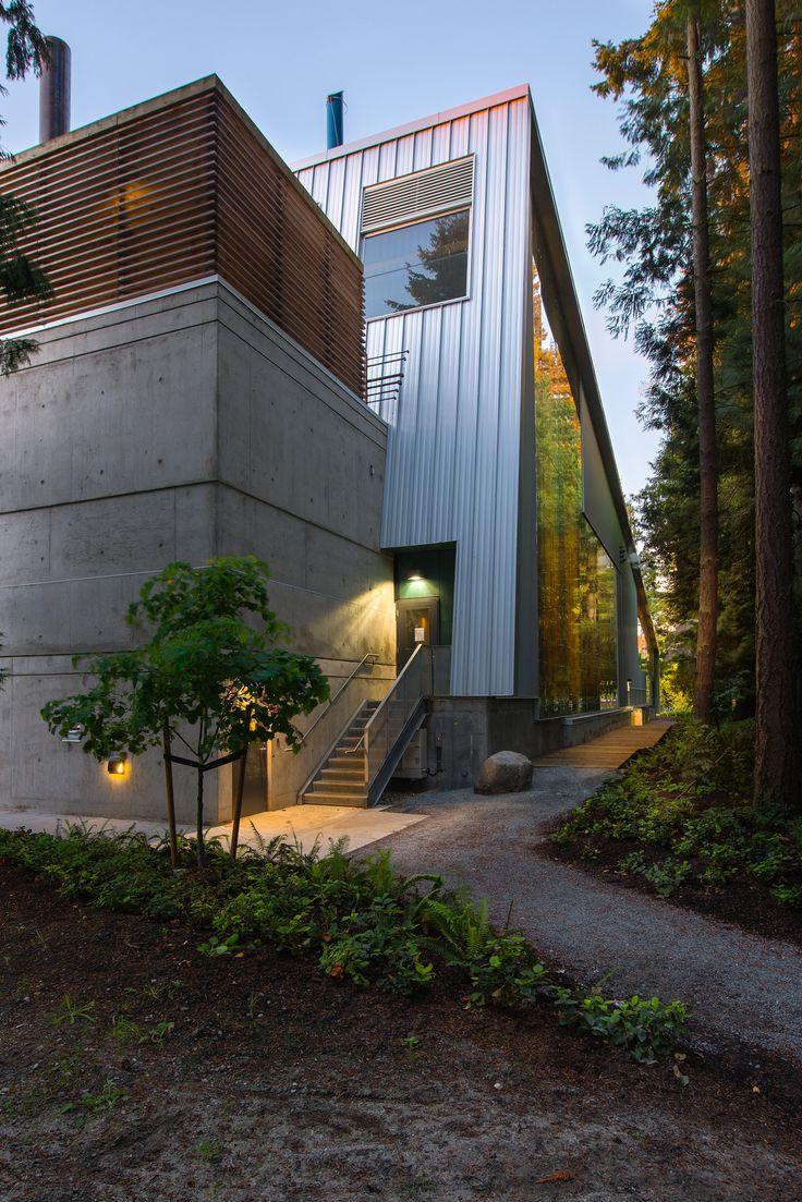 Bioenergy Research & Demonstration Facility, University of British Columbia, Vancouver Architect: McFarland Marceau Architects Ltd.