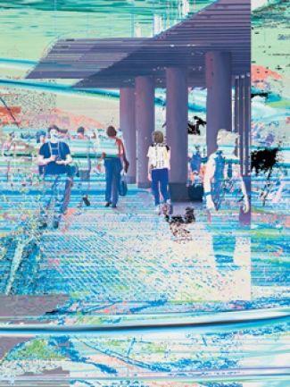 Corinne Wasmuht - Reviews - Art in America - Digital  paintings