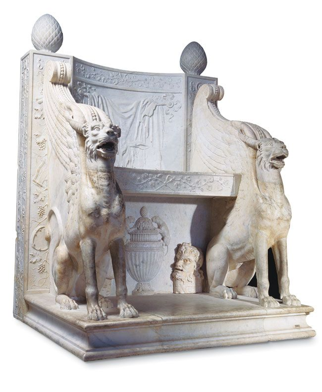 107 best Ancient Roman furniture images on Pinterest ...