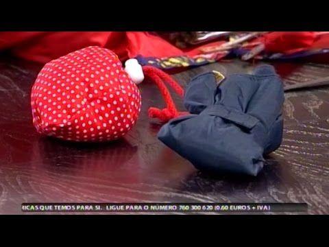 Transformar um Guarda Chuva num Saco de Compras - Costura com Riera Alta