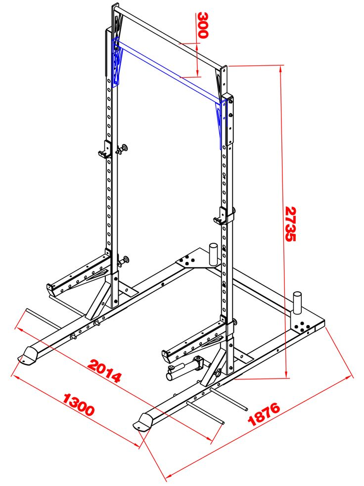 13 Best Images About Power Rack Dimensions On Pinterest
