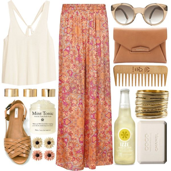 Istanbul by rachelgasm on Polyvore featuring moda, H&M, MANGO, Zara, Givenchy, ASOS, mae, Illesteva, Chanel and The Body Shop