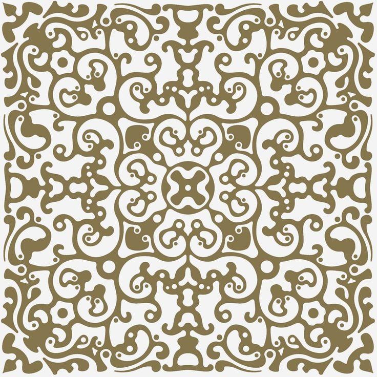 Carmen ceramic tiles by Marcel Wanders for Ceramica Bardelli