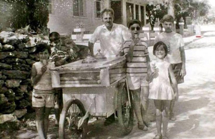 Dondurmacı İstanbul- Kadıköy / Feneryolu - 1969