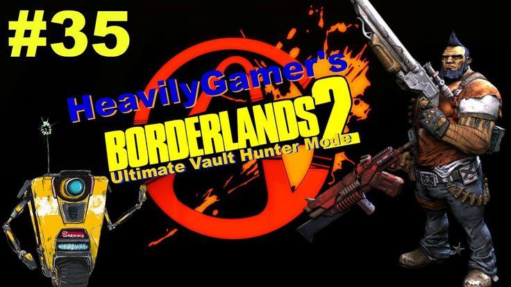 Borderlands 2 UVHM Salvador the Gunzerker Gameplay Walkthrough (PC) Part...