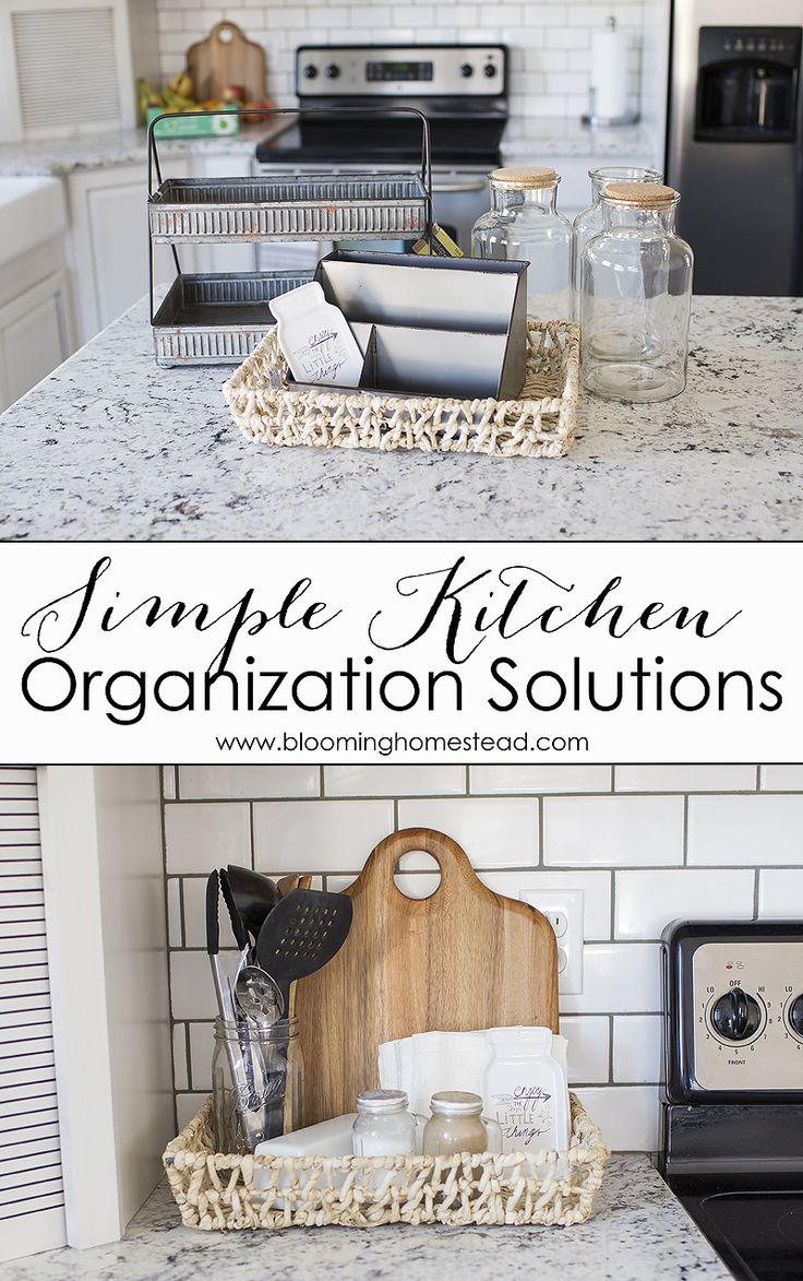 best 25 countertop organization ideas on pinterest organizing kitchen counters countertop. Black Bedroom Furniture Sets. Home Design Ideas