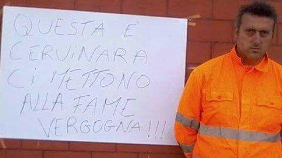Lavoro Napoli - Senza lavoro invalido attua sciopero della fame da 18 giorni  Situazione drammatica a Cervinara comune della Valle Caudina. A vuoto gli appelli alle istituzioni. Il sindacato: Aumentano i suicidi legati alla mancanza di...  #Curriculum #campanialavoro #lavorosud #lavoronapoli #offertedilavoro #napoli #napolilavoro