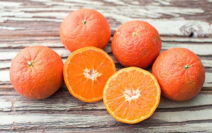 Organic Shasta Gold Mandarins - 10 mandarins