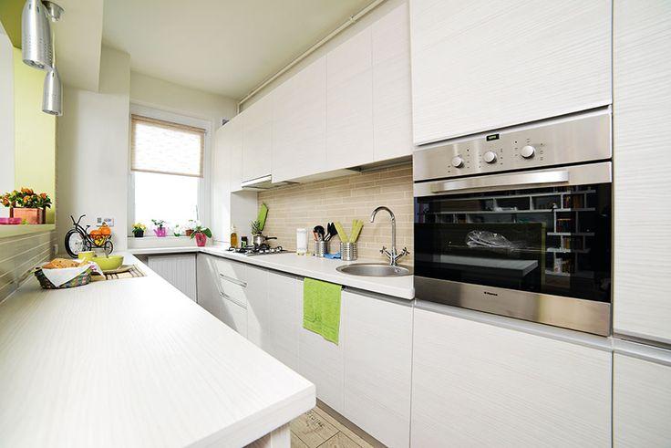 Garsonieră transformată în apartament cu două camere 6